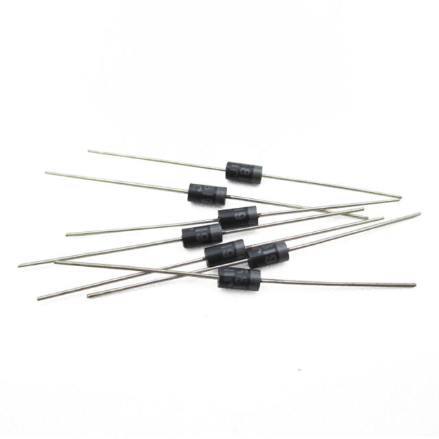 50 PCS 1N5819 5819 1A 40V SCHOTTKY DIODE NEW