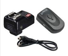 PT-04 4 Channel Hot shoe Wireless Remote Studio Slave Flash Trigger f Speedlite