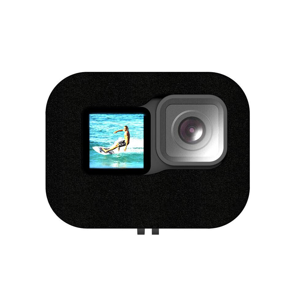 Top Windproof Sponge Wind Noise Reduction Foam for GoPro Hero 9 Black