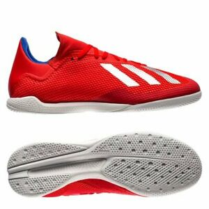 adidas X 18.3 Tango IN Indoor 2018 Soccer Shoes Brand New Red ...