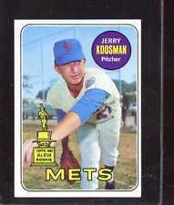 1969 TOPPS #90 JERRY KOOSMAN VG+/VGEX LITE CREASES *E5781