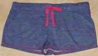 Juniors Space Dyed Or Hacci Shorts-nwt