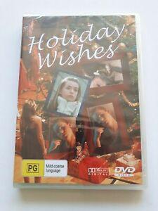 Holiday-Wishes-Britt-McKillip-PAL-DVD-Region-4-New-Sealed