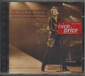 CELINE-DION-Live-A-Paris-CD-1996-Columbia-Sony-Music-Austria