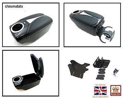 Black Armrest Arm Rest Console for BMW 1 3 5 6 7 X Z4 M series X3 X5 X6  E30 E32