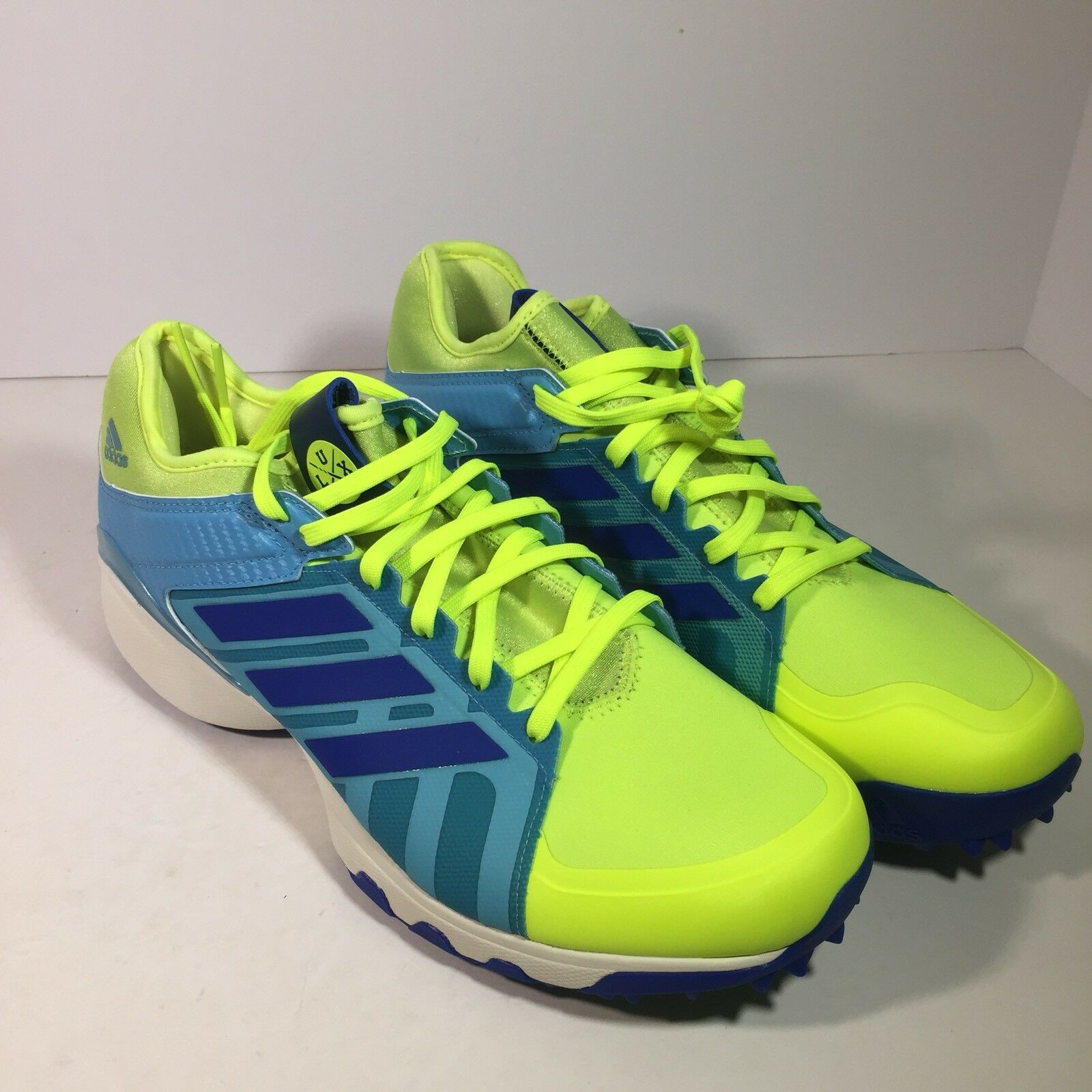 Adidas Performance Men's Lux Field Hockey shoes - Size 9 AQ6510