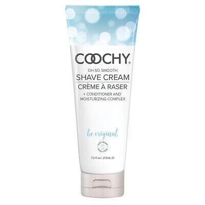 Coochy Shave Cream Be Original 7 2 Oz Rash Free Shaving Cream