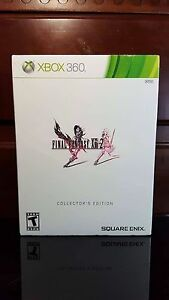 BRAND-NEW-Final-Fantasy-XIII-2-Collector-039-s-Edition-Microsoft-Xbox-360
