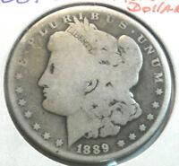 1889-O MORGAN SILVER DOLLAR NICE CIRCULATED COIN