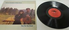 Danny Carnahan & Robin Petrie - Two For The Road - FF 364 - Signed Copy