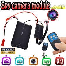 MODULE CAMERA ESPION FULL HD 1080P AUTONOMIE JUSQU'A 18H DETECTION DE MOUVEMENTS