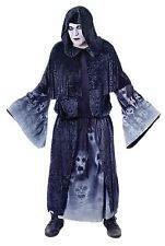 mens halloween grim reaper scream demon