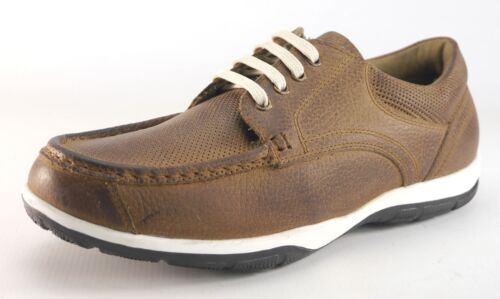 Red Tape Mens Casual Trainer Smart Boat Comfort Leather Shoes UK 7-11