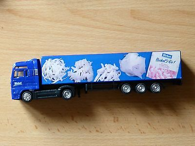 Diecast & Toy Vehicles Responsible Model Truck Beer Lorry Man Birkel Birkel No 1 Mk2 Lustrous Toys & Hobbies