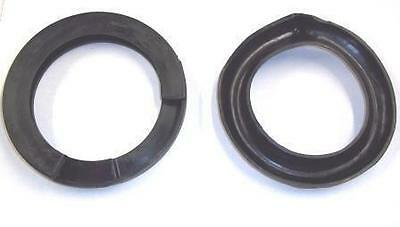 Pair Set of 2 Front Upper KYB Coil Spring Insulator For Ford Fusion Lincoln MKZ