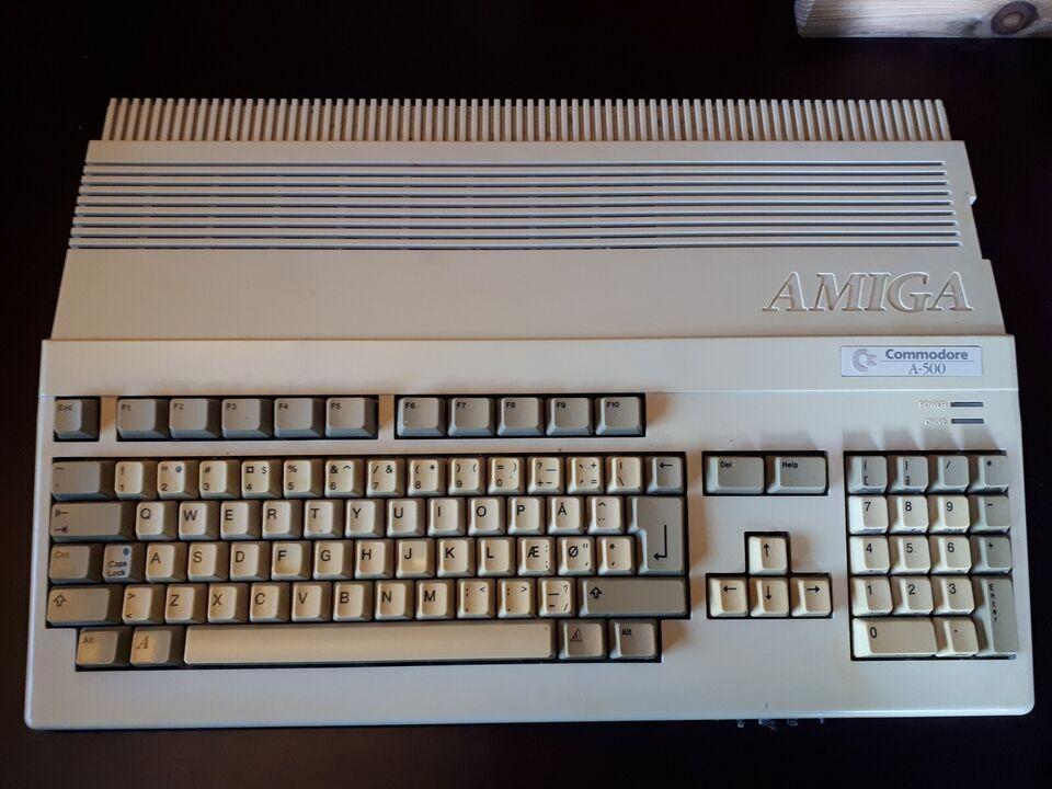 Amiga 500, spillekonsol, God