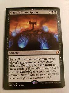 NM Card MTG Commander 2019 Thought Sponge