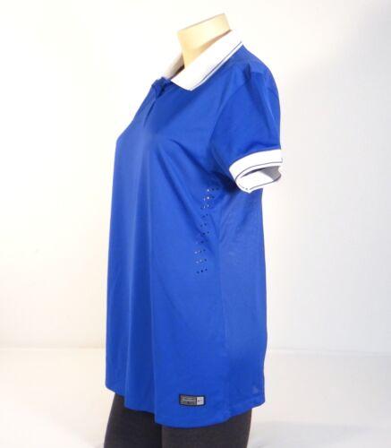 manga Nike Fit mujer Blue grande corta Dri Nwt L de para Polo 887228220591 WXnRR