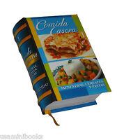 Excellent Mini Book Comida Casera Peruana 1. 100+ Menestras, Cereales Y Pastas