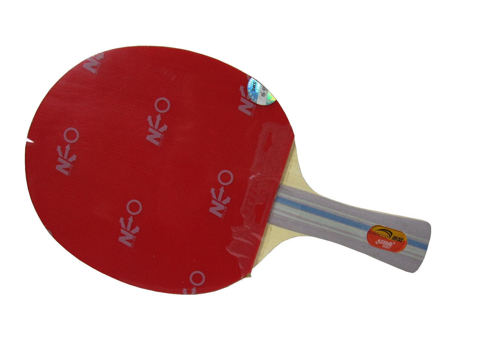 Bribar Hurricane Table Tennis Bat