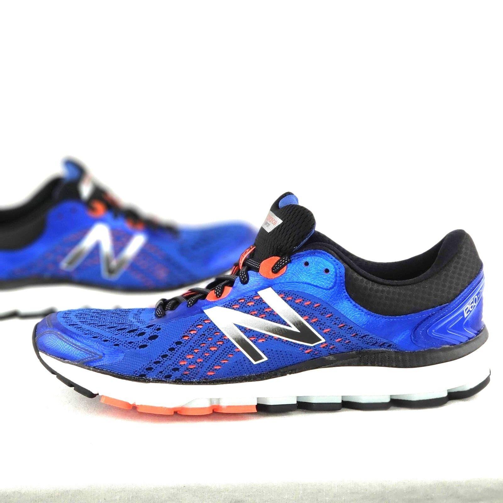 6cdc5a9a5b036 New Balance 1260v7 Mens Pacific bluee Running shoes shoes shoes M1260BO7 Sz  12.5 6bf5a8