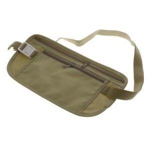 Travel-wallet-Security-Money-Ticket-Passport-Holder-waist-packs-Belt-purse-bag