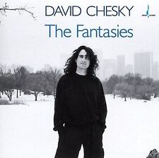 The Fantasies by David Chesky (CD, Feb-1996, Chesky Records) NEW