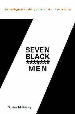 Seven Black Men by McKenley, Jan