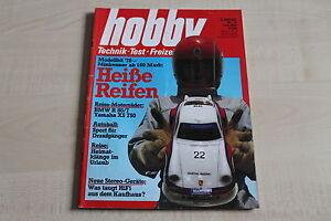 164236 Hobby 13/1978 Ein Unverzichtbares SouveräNes Heilmittel FüR Zuhause Bmw R 80/7 Vs Yamaha Xs 750
