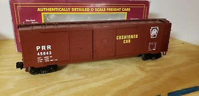 Model Railroads & Trains Mth Premier 20-93016 Pennsylvania Railroad 50' Double Door Boxcar Freight Cars