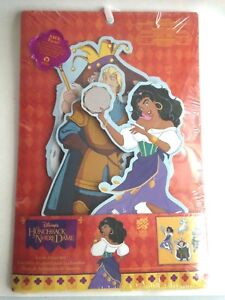 Disney Hunchback Of Notre Dame Room Decor Set 4 Pcs New Wall