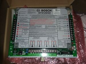 D7412GV2-C-Bosch-D7412GV2-Panel-with-Transformer-Standard-Enclosure-and-Lock