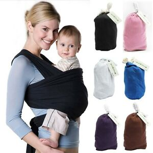 Baby Sling Carrier 100 Cotton Nursing Baby Wrap Suitable For