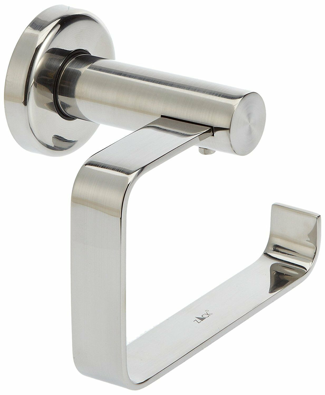 Zack CARVO Toilet roll Holder One Size Silver
