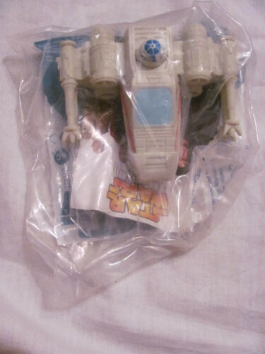 NEW BURGER KING STAR WARS EPISODE III REVENGE OF THE SITH TOY X-WING FIGHTER /'05