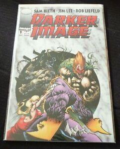 Soft-Cover-Comic-Book-Darker-Image-1-1993-Image-Comics-VF