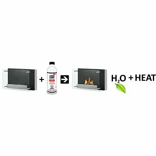 Regal Flame PRO Circular Convert Gel Fuel Cans to Bio Ethanol Cup Burner Insert