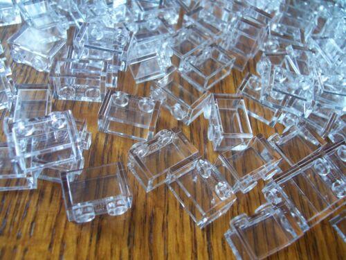 BRICKS LEGO CLEAR 1 X 2 50