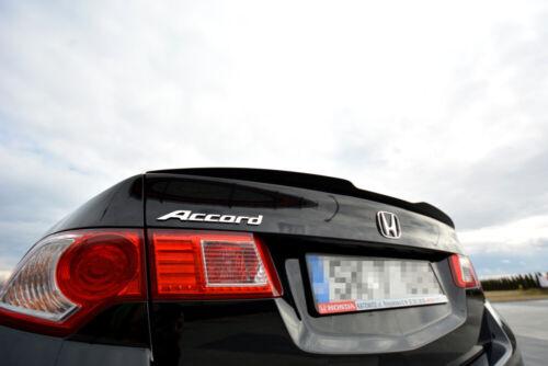 prefacio Sedán Spoiler extensión Honda Accord MK8 2008-2011 Cu-Series