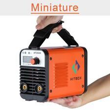 Mini Arc Mma Stick Welder Electric Welding Machine Igbt Dc Inverter 110v220v