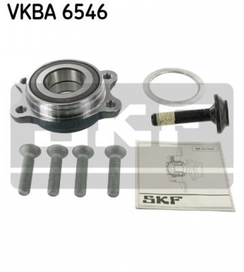 hinten 2x SKF Radnabe Radlager Rep.-Satz AUDI A6 C6 A8 4E R8 VW PHAETON vorne