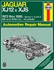 Jaguar 12-Cylinder Owners Workshop Manual by Peter G. Strasman (Paperback)