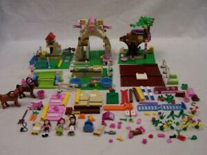 Lego Friends Lot 3189, 3065 Lot Minifigures Farm Horse ...