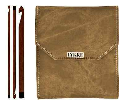 """Lykke 15 cm 6/"""" :Driftwood Double Pointed Needles: 1 US 2.25 mm"""