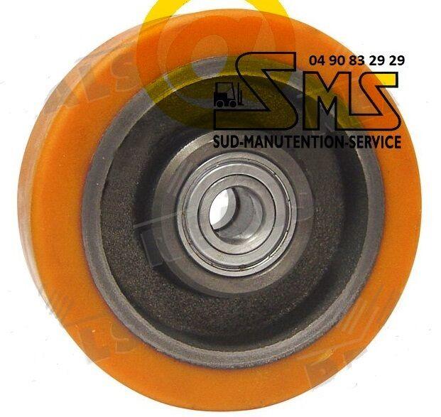 JUNGHEINRICH 27634500 ROUE GERBEUR STABILISATRICE 150 54 60 20 mm GERBEUR ROUE EMC 110 a518c6