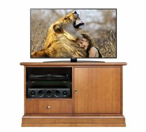 Dettagli su Mobile porta tv classico in legno, mobiletto per soggiorno,  mobile tv in stile