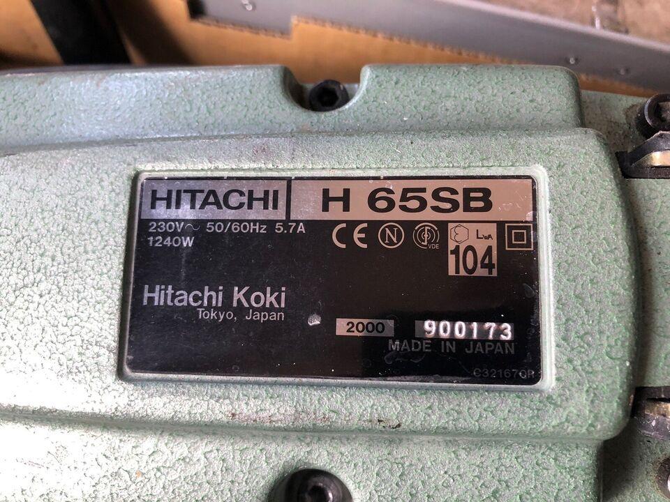 Andet elværktøj, HITACHI