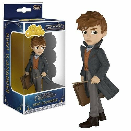 14765716a18 Funko Rock Candy Fantastic Beasts 2 Newt Scammander CZ for sale online