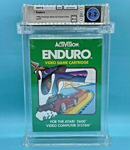 ENDURO  - WATA 9.2 A++   Atari 2600  by ACTIVISION  - NEW  - ULTRA RARE ! SEALED