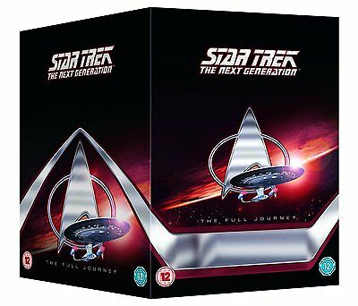 "Star Trek: The Next Generation Complete Series DVD Box Set BRAND NEW ""sale"" R4"